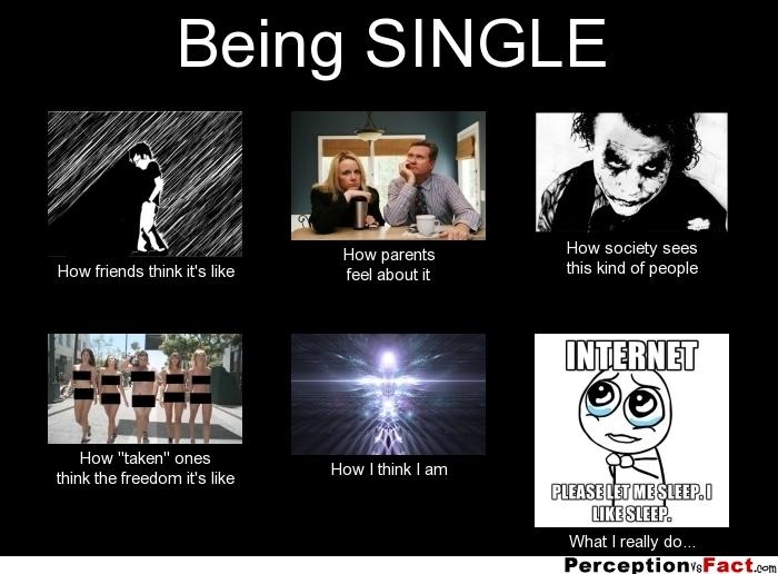 Married People, Stop telling Single People to Get Married. (1/2)